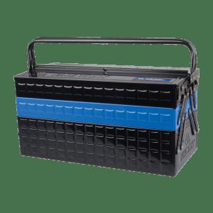 Caisse à outils métallilque photo du produit