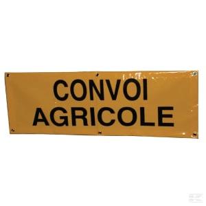 Bâche Convoi Agricole photo du produit
