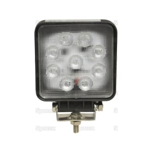 Phare de travail carré LED 2500lm photo du produit