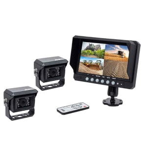 """Kit vidéo 2 caméras 9"""" photo du produit"""