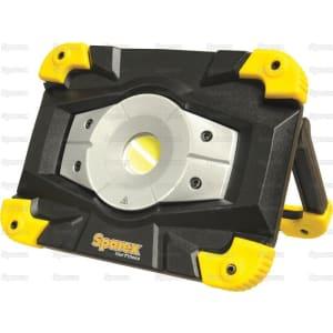 Projecteur LED rechargeable 1800lm photo du produit