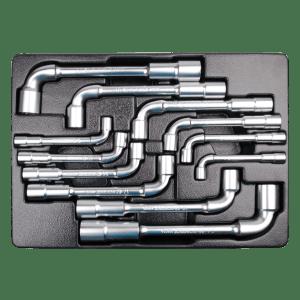 12 clés à pipe débouchées photo du produit
