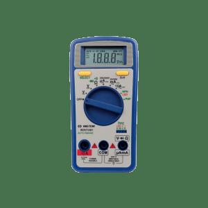 Multimètre digital photo du produit