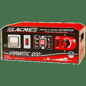 Chargeur 10A à variateur Vacmatic 200 photo du produit