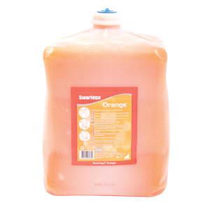 Savon orange microbille photo du produit