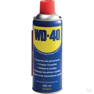 Aérosol multifonction WD40 400ml photo du produit