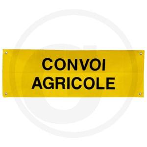Plaque Convoi agricole photo du produit