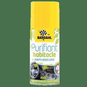 Purifiant habitacle photo du produit