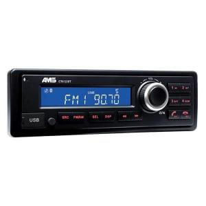 Autoradio bluetooth PRF 90mm photo du produit