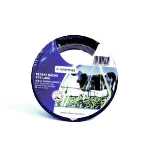 Ruban adhésif répare bâche 50mmx20m photo du produit