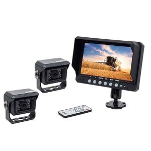 Kit Vidéo 2 Caméras 7″ photo du produit