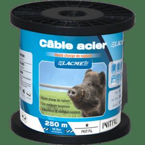 Câble acier 500m photo du produit